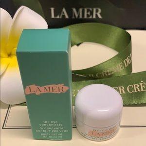 La Mer The Eye Concentrate +Moisturizing Gel Cream